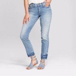 NWT Womens High-Rise Straight Leg Jeans